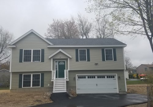Residential Roof | 29 Slade Street, Manchester NH