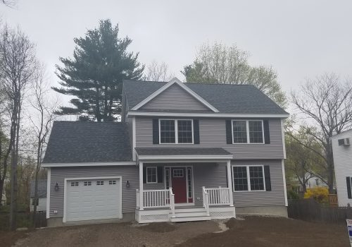 Residential Roof | 40 Maynard Ave, Manchester NH