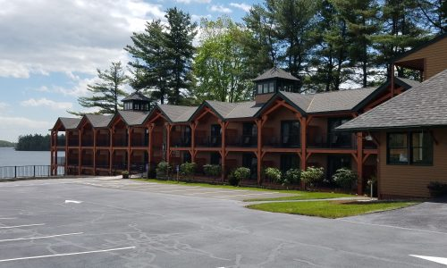 Commercial Roof | Center Harbor Inn