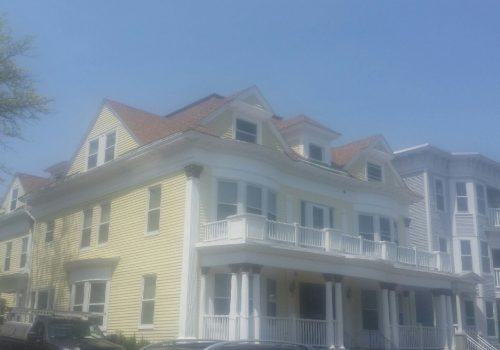 Residential Roof | 412 Notre Dame Street, Manchester NH