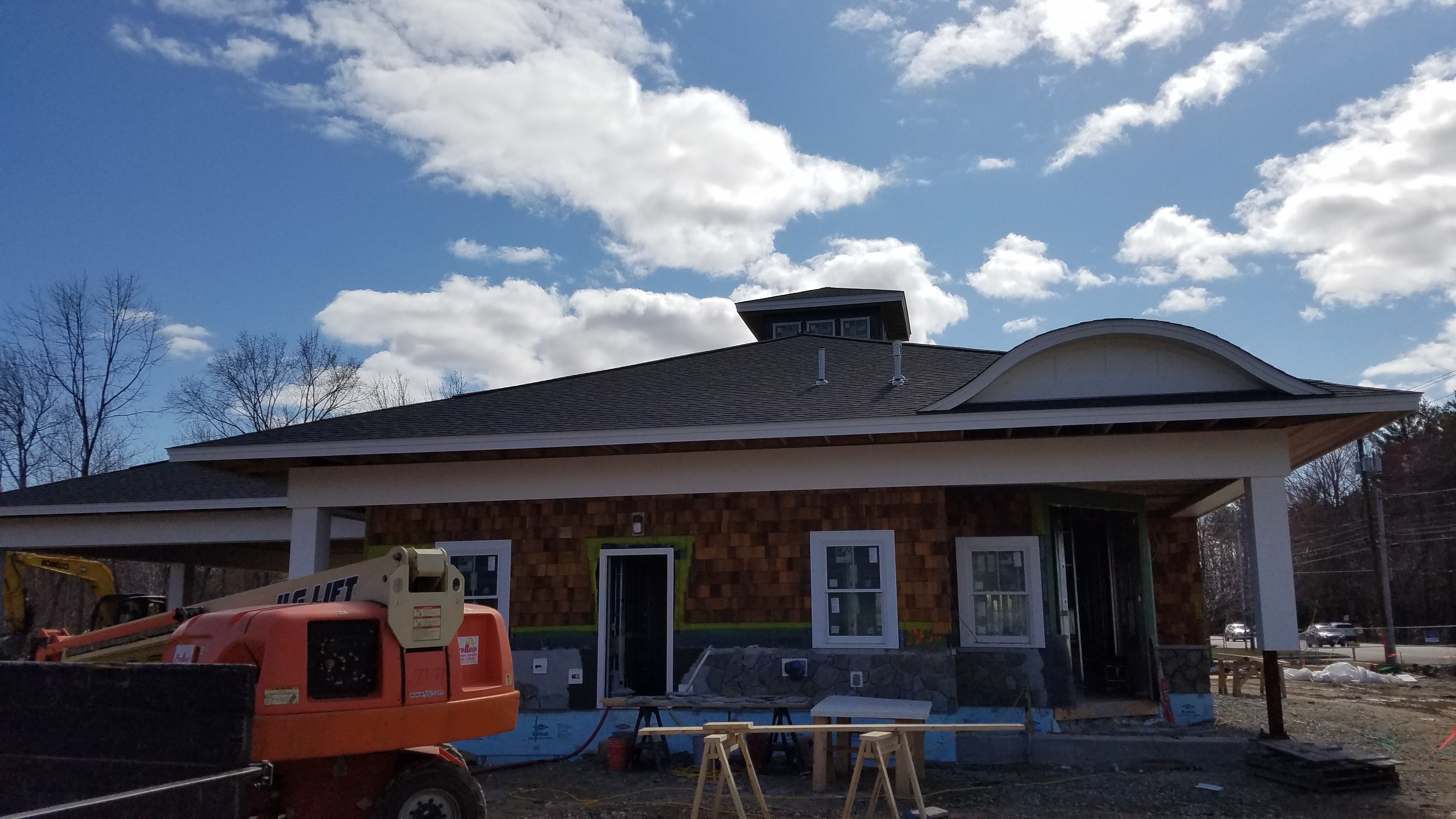 Commercial Roofing by A.S.A.P. Roofing NH