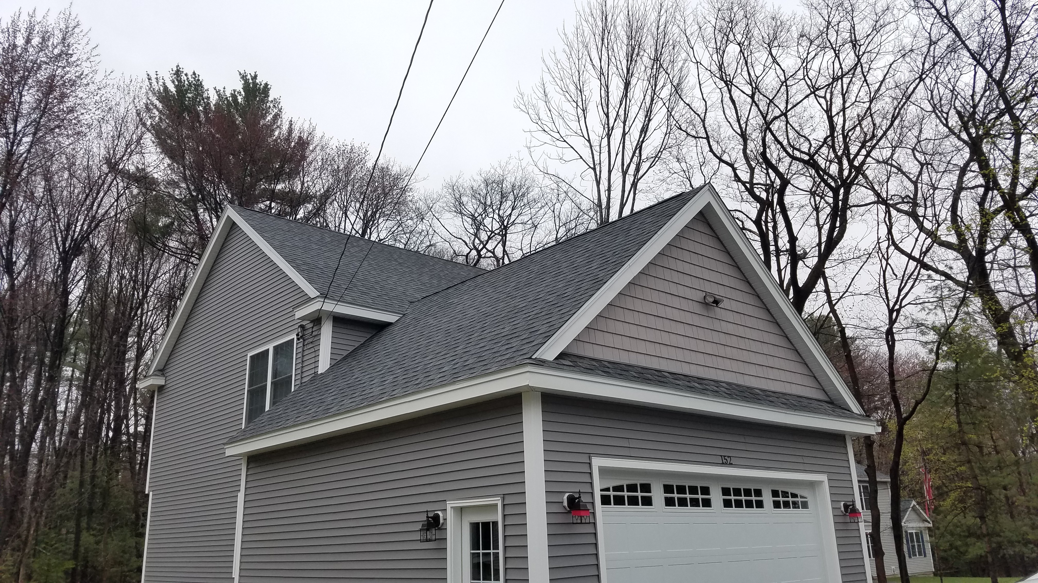 Residential Roof by ASAP Roofing NH | 152 Arah St, Manchester NH