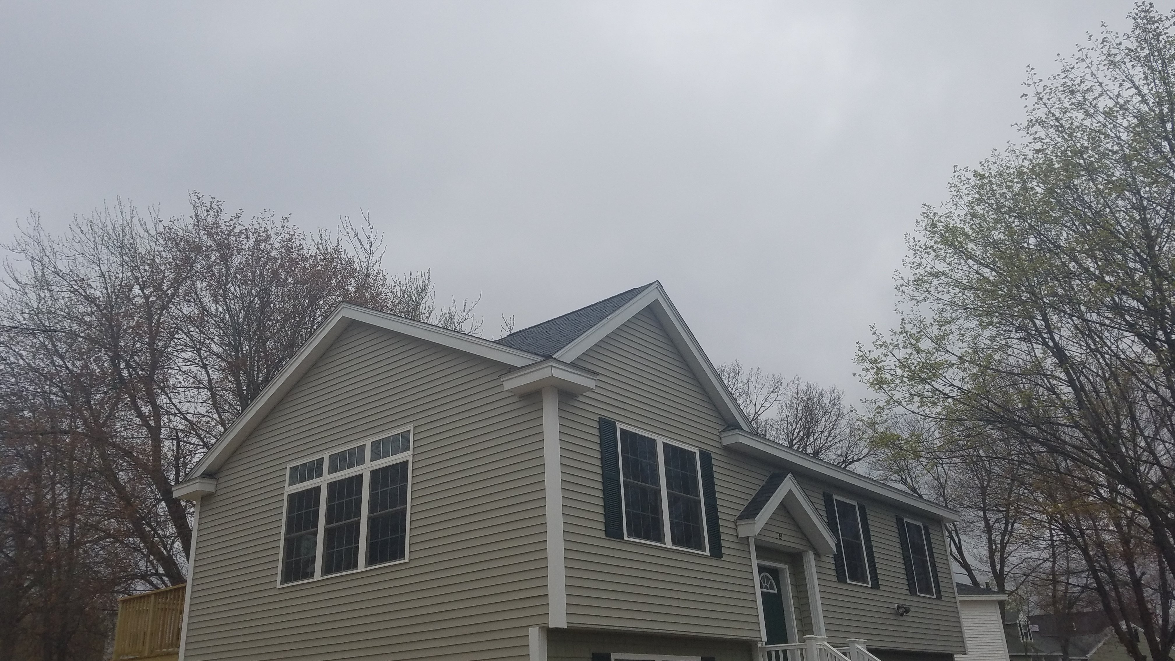 Residential Roof by A.S.A.P. Roofing NH | 29 Slade Street, Manchester NH