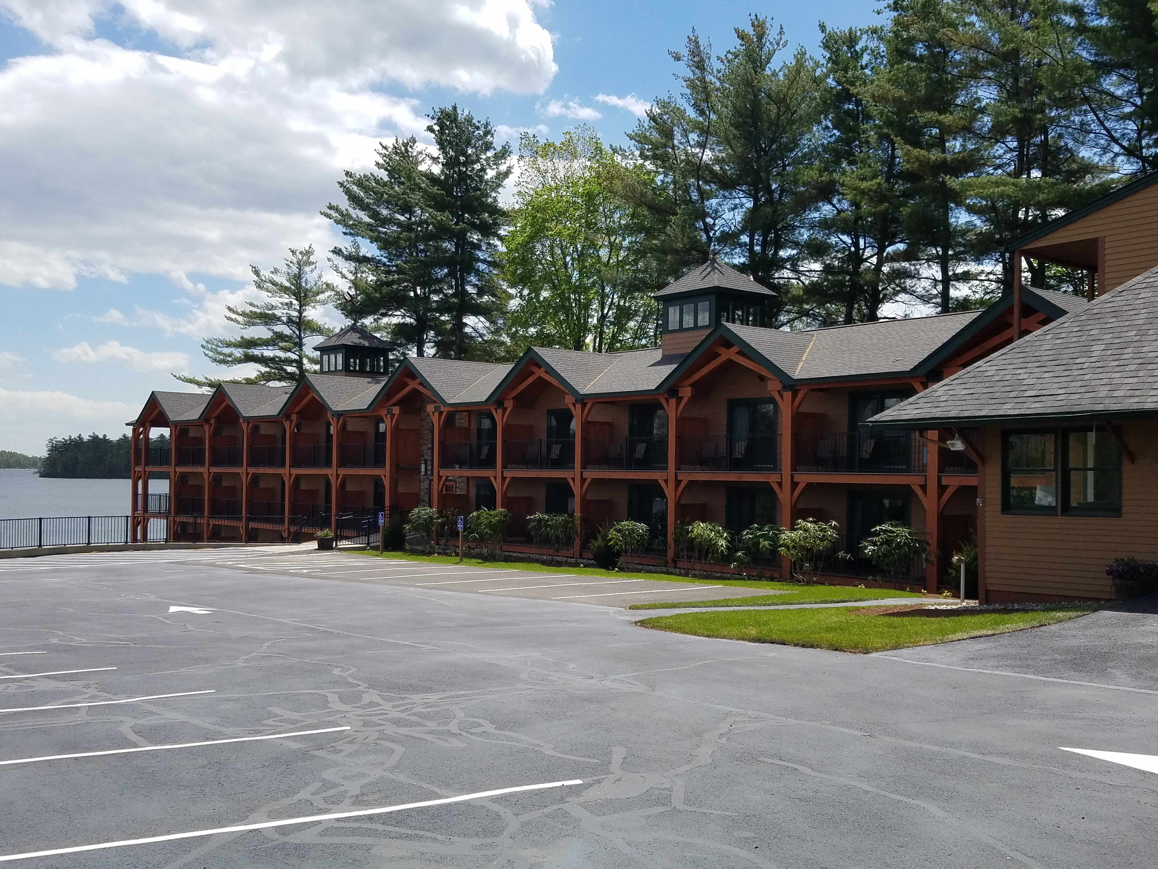 Commercial Roof by ASAP Roofing NH | Center Harbor Inn