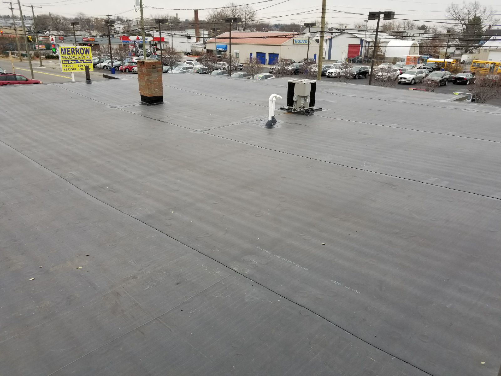 Your Commercial Roof Specialists