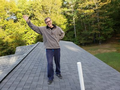 Residential Roof Install in Lee NH