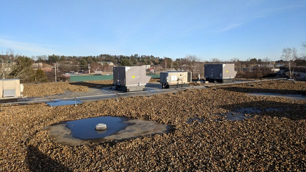 Stabile Companies Commercial Roofing By Asap Roofing Nh