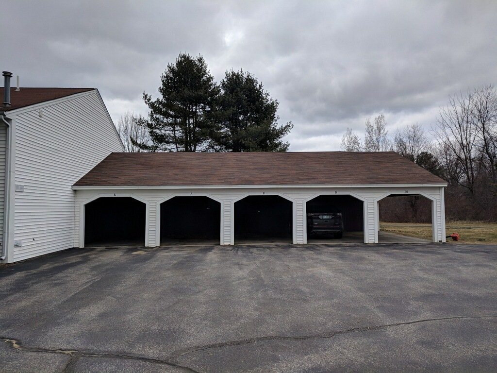 Garage Roofing Install in Concord NH | ASAP Roofing NH