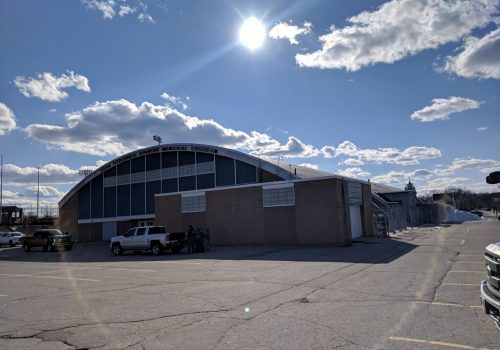 JFK Coliseum in Manchester NH | Commercial Roof Repair by ASAP Roofing NH