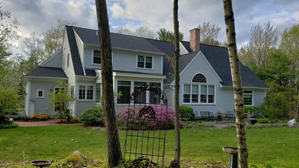 Residential Roofing In New London Nh Asap Roofing Nh