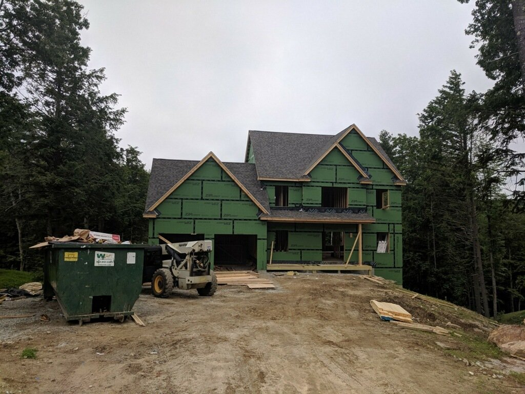 Residential Roofing in Bedford NH by ASAP Roofing NH