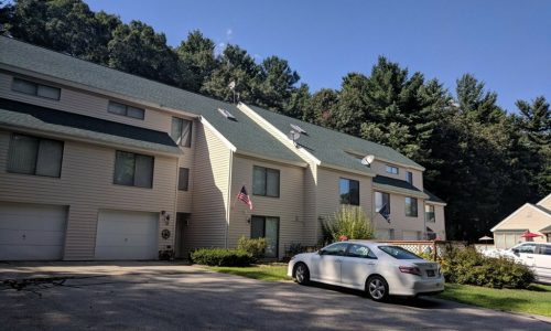 Residential Roofing Condos in Atkinson, NH | ASAP Roofing NH