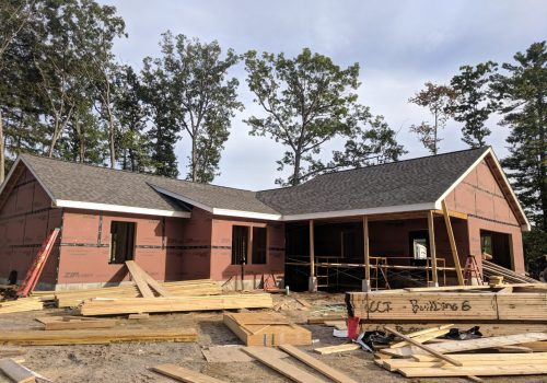 Residential Roofing, New Construction in Laconia, NH   ASAP Roofing NH