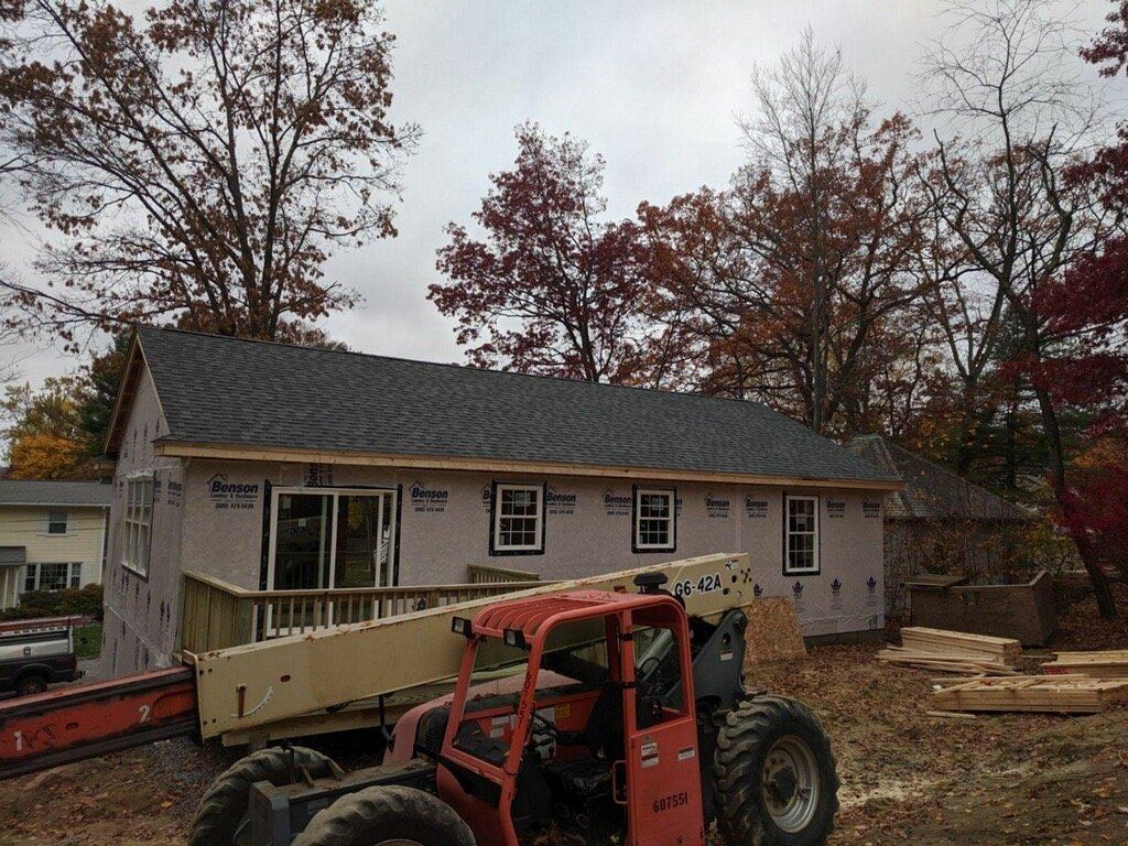 Residential Roofing in Manchester NH by ASAP Roofing NH