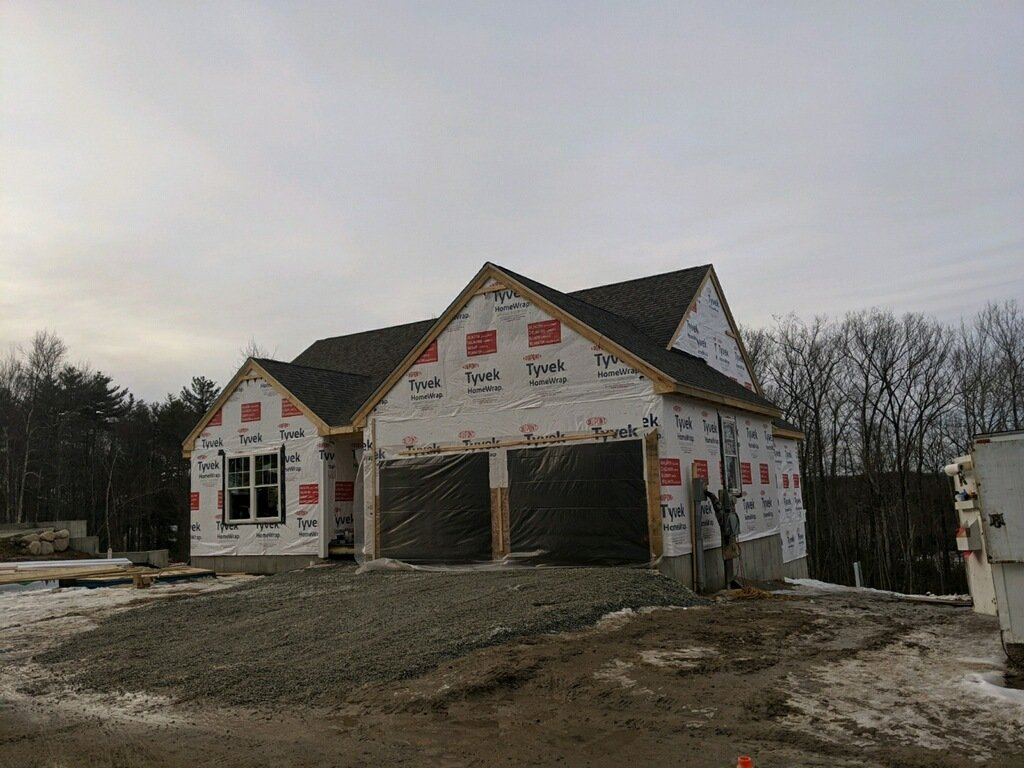 Residential Roofing, New Construction in Milford NH by ASAP Roofing NH
