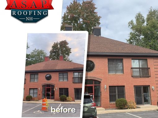 Commercial Roofing in Salem NH