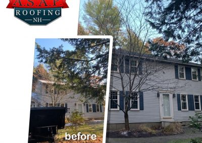 """Professional, High Quality"" Residential Roofing in Auburn NH"