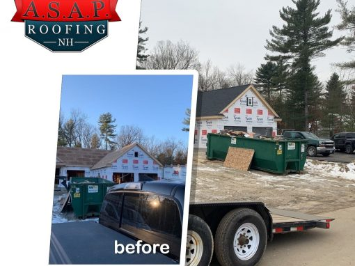 Residential Roofing in Litchfield NH